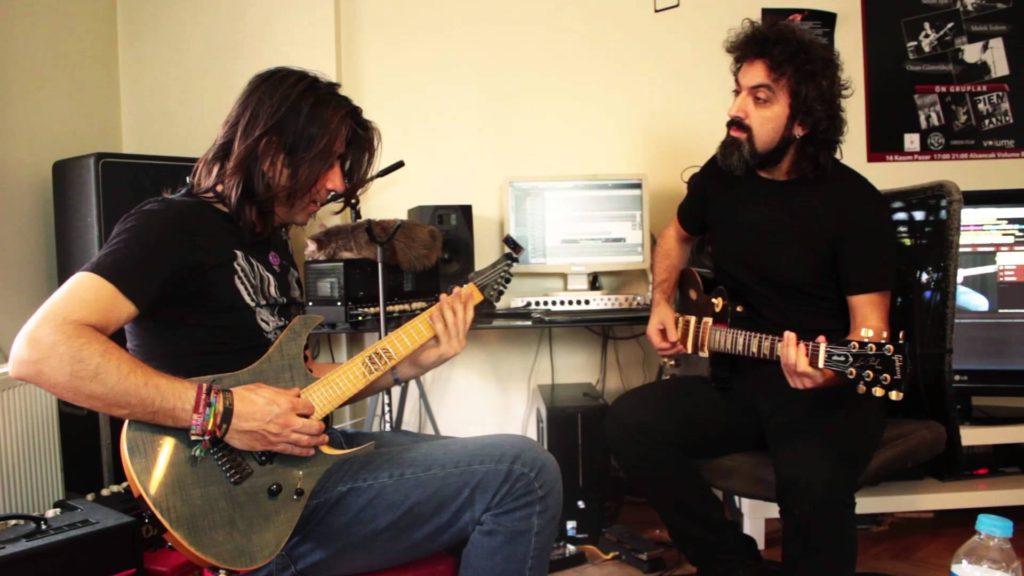 Metin Türkcan, Selim Işık'ın Yeni Albümünde Bir Solo Çaldı