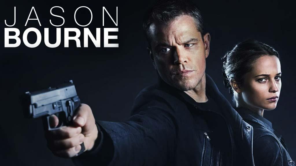 Jason Bourne 2016 İşsizler Ordusu