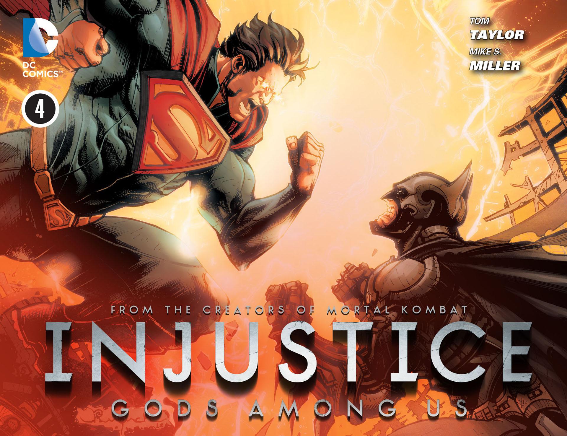 Injustice: Gods Among Us – Çizgi Roman İncelemesi