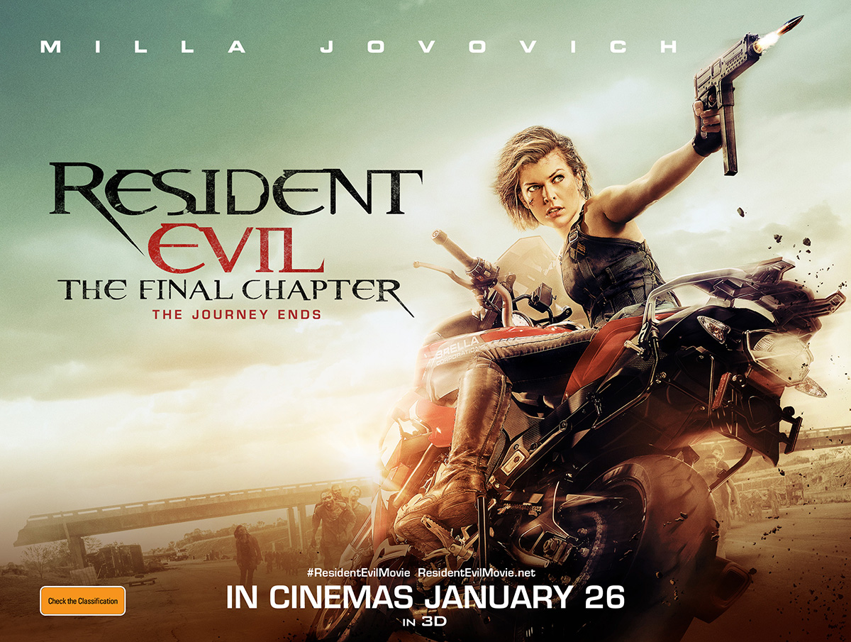 Resident Evil 6: The Final Chapter (2017) – Bitmeyeydi İyiydi