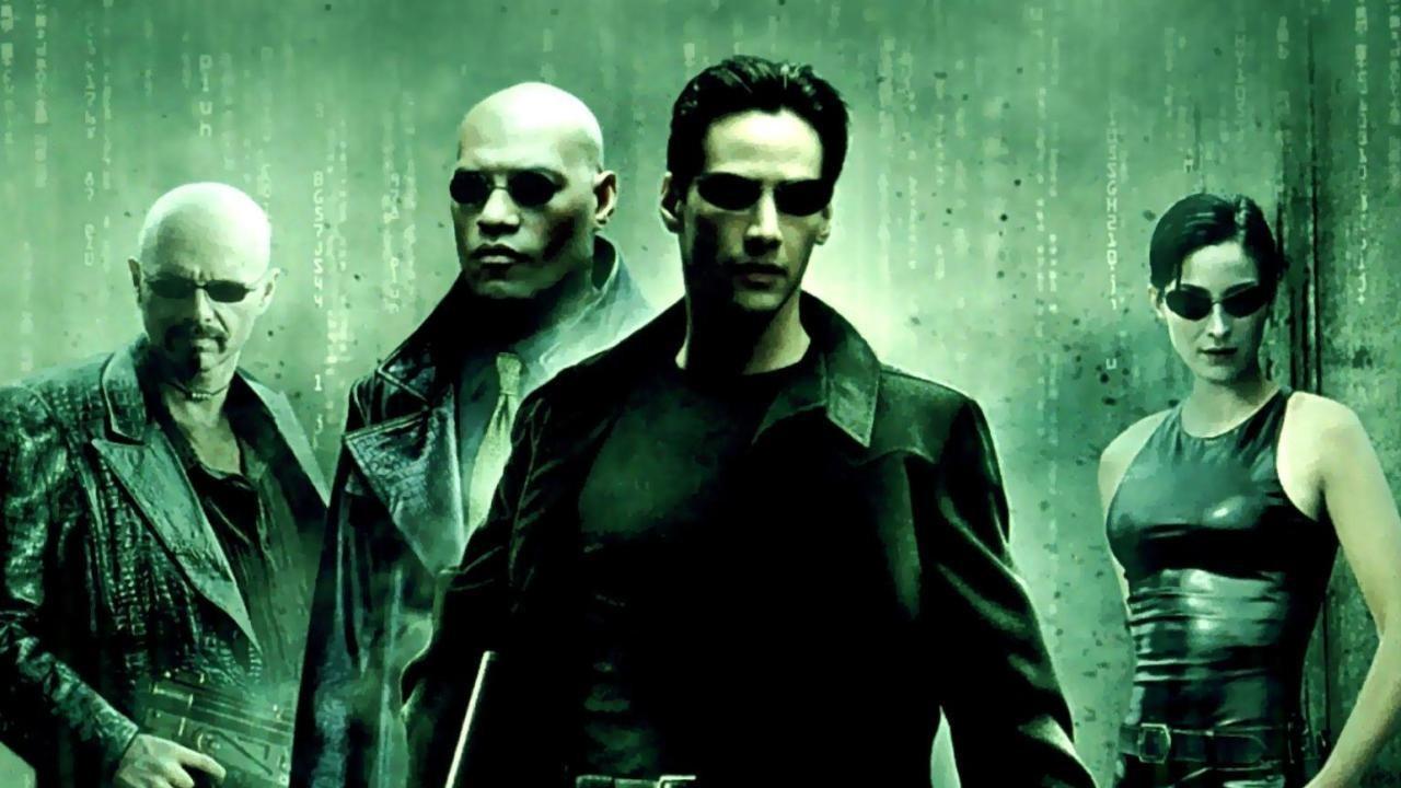 Matrix Geri Geliyor muymuş?