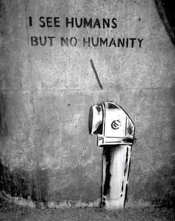 Beyler, insan mıyız?