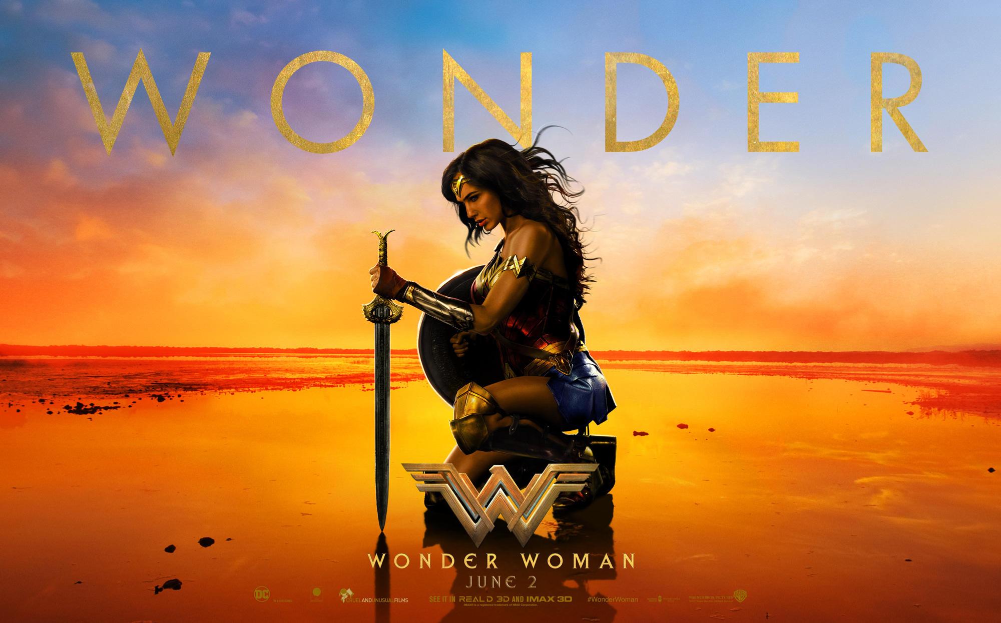 Wonder Woman – İşte Budur!
