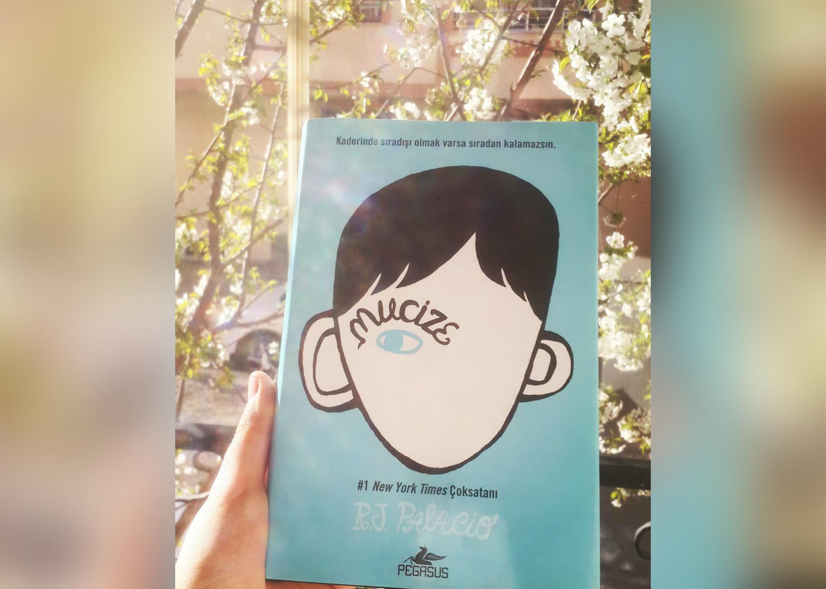 R.J. Palacio-Mucize//Bir Çocuğu Yüzüne Bakarak Değerlendirmeyin.