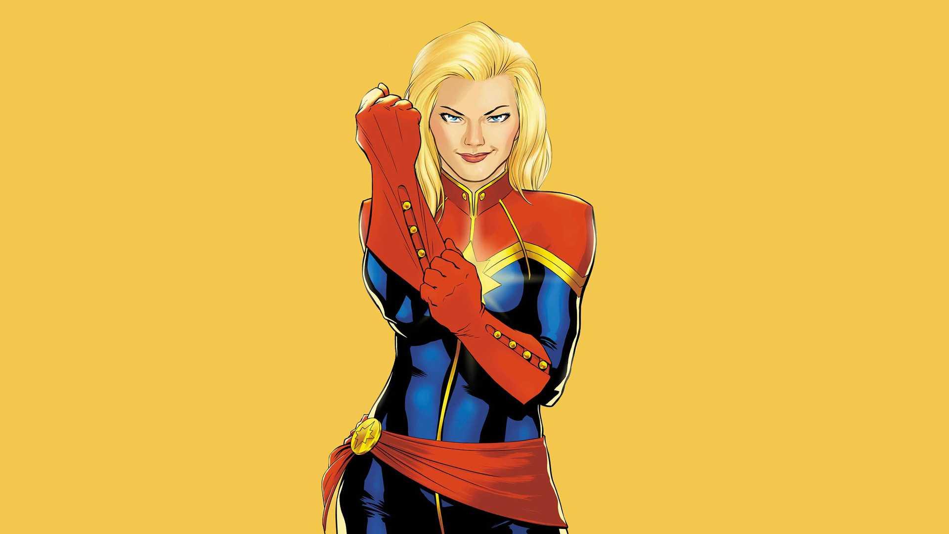 Captain Marvel Kimdir?