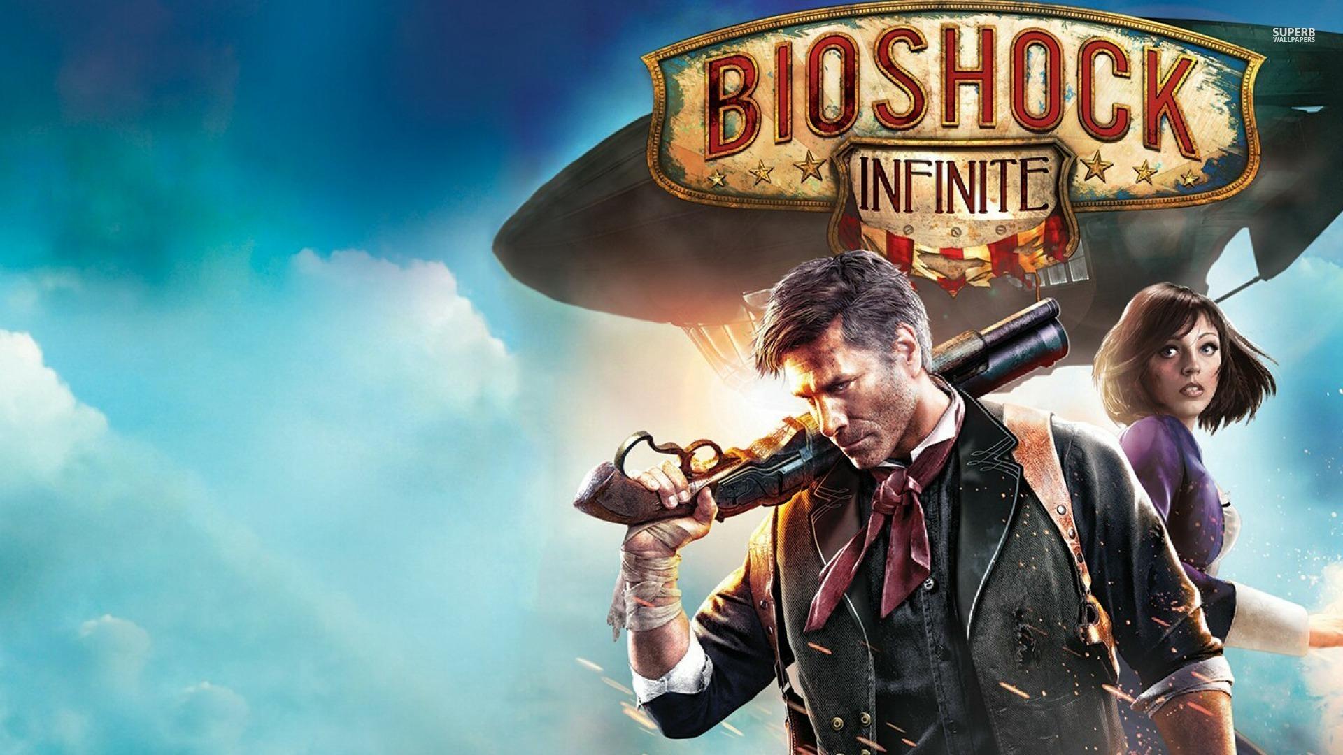 BioShock Infinite // Aman Aman Nereye Geldik // Oyun İncelemesi