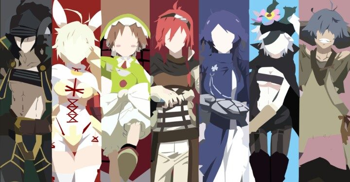 7. Kim? // Rokka No Yuusha // Anime İncelemesi