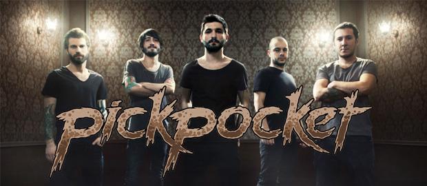 """Albüm İncelemesi """"Pickpocket – Uyan"""""""