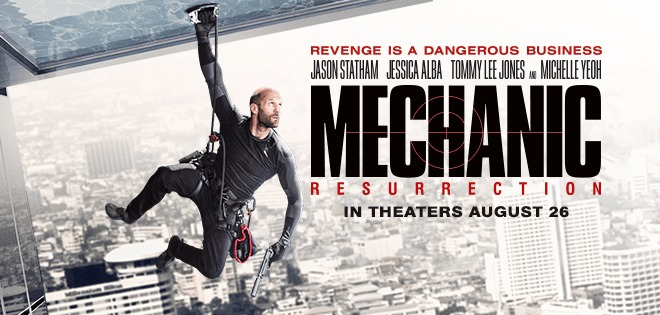 Mechanic: Resurrection 2016 Neymiş Acaba