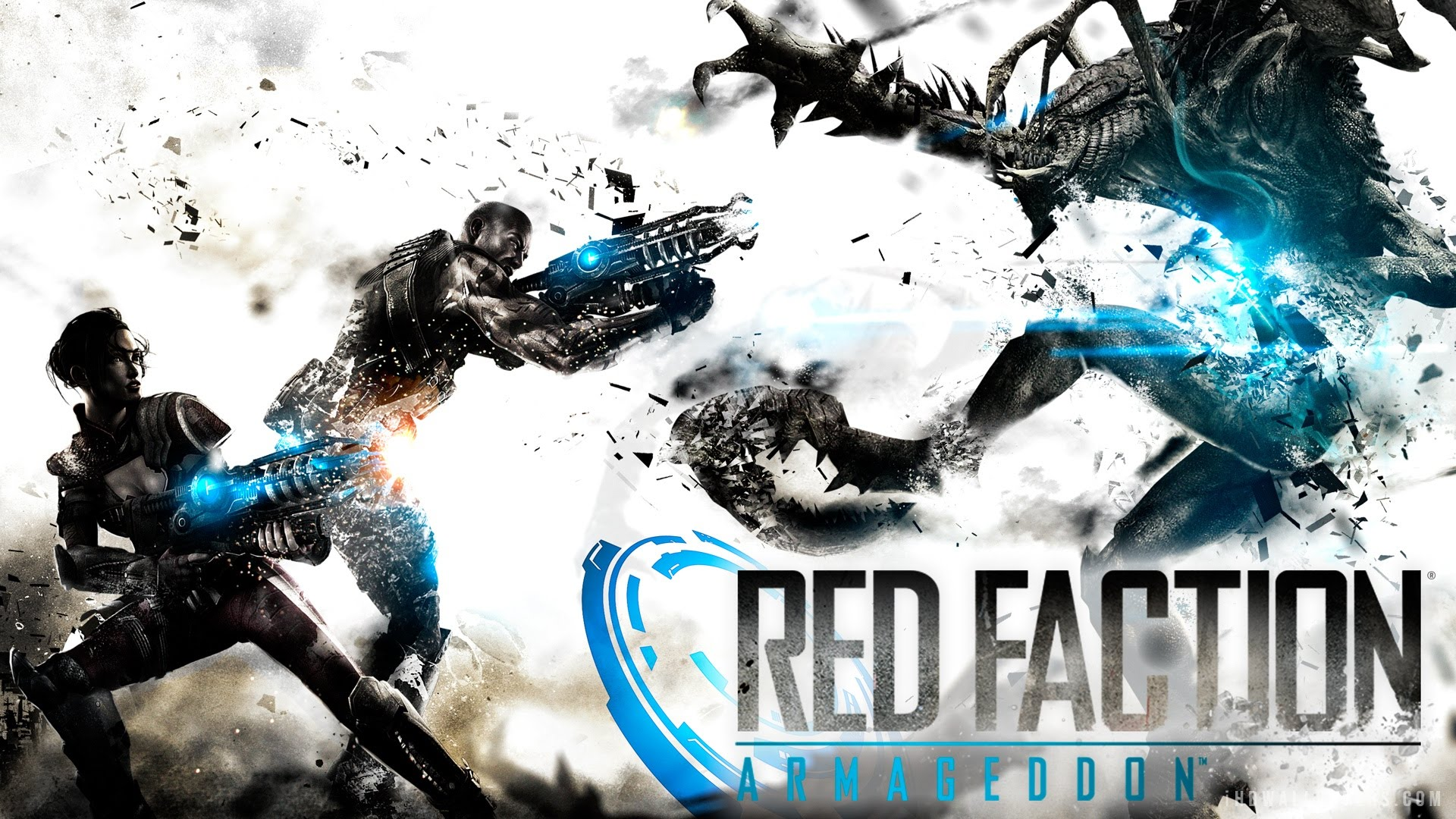 Red Faction: Armageddon // Oyun İncelemesi