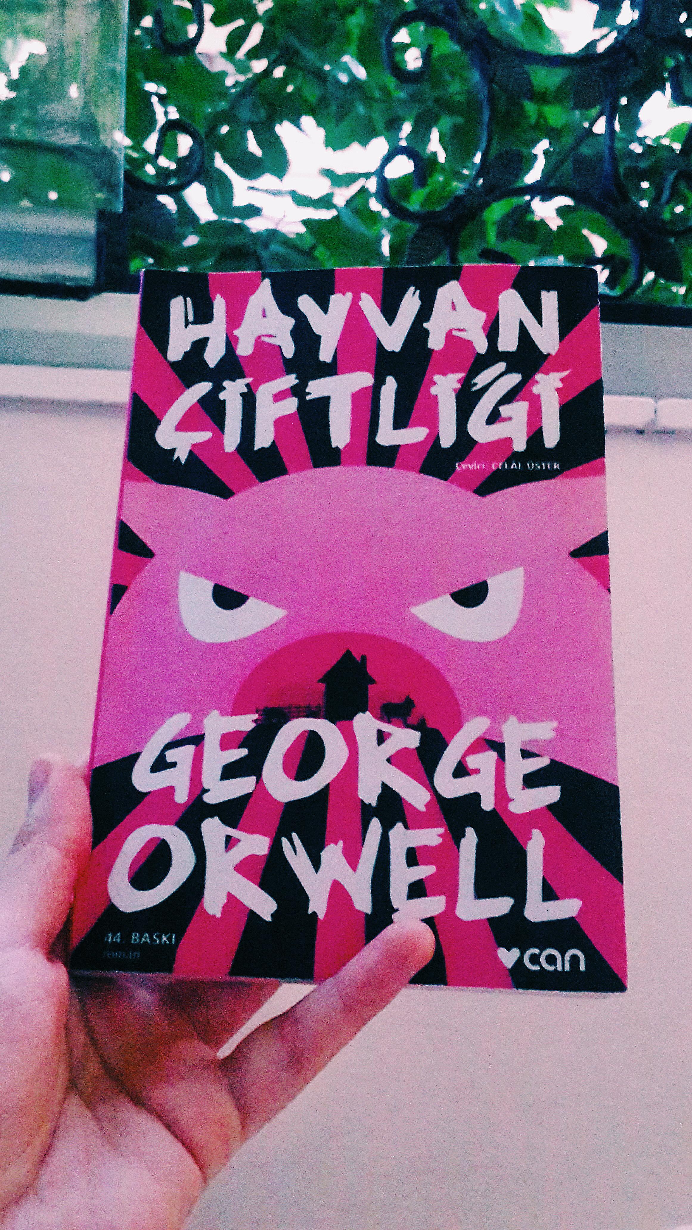 George Orwell-Hayvan Çiftliği