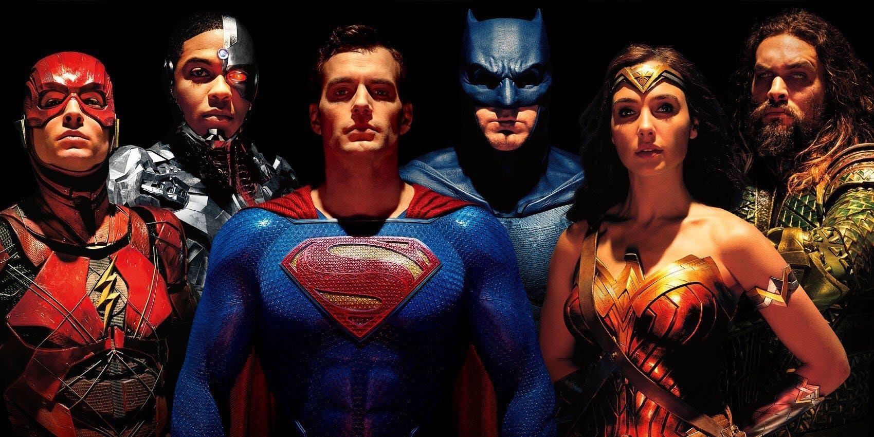 Justice League // Kavga var dediler geldik // Film İncelemesi