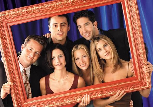 Friends (1994) // Dizi İncelemesi