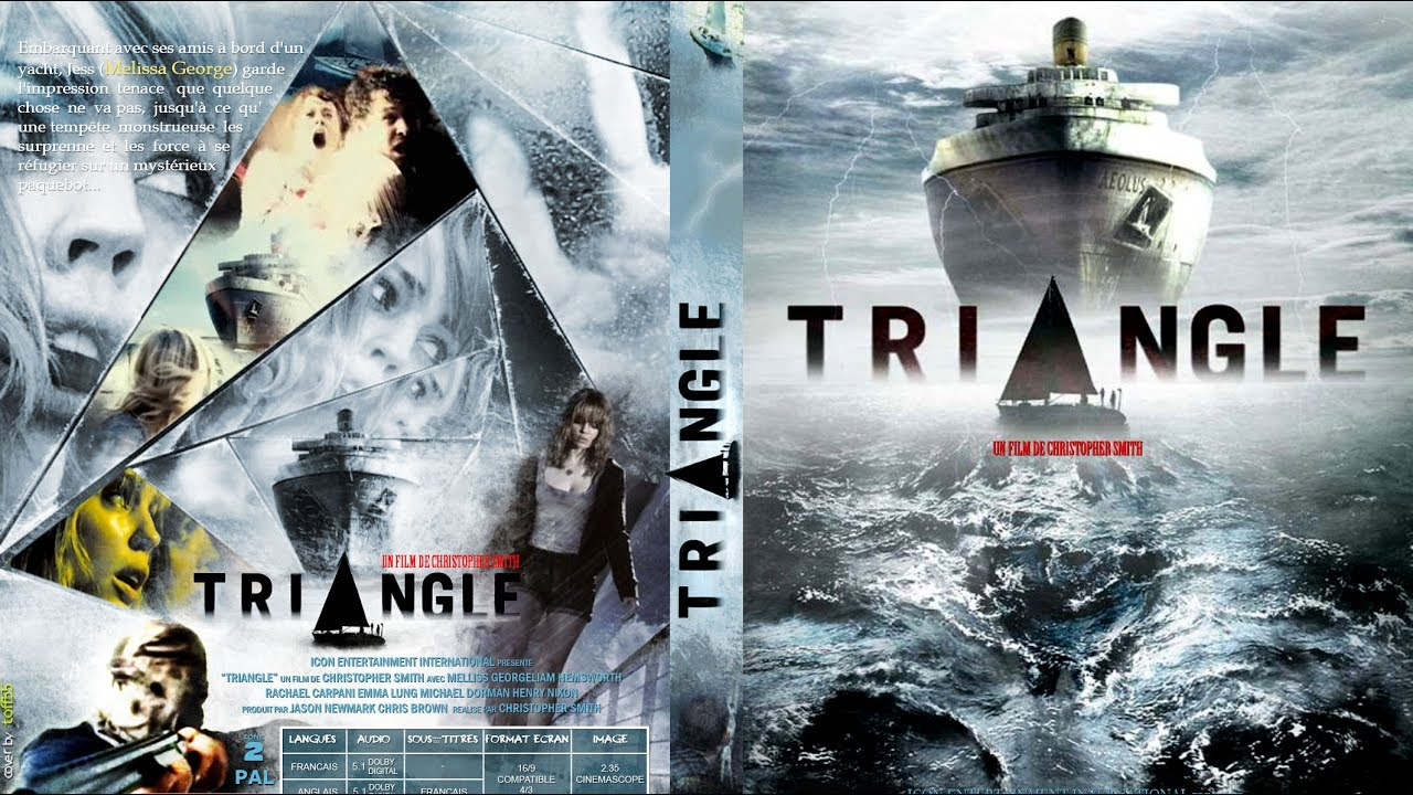 Triangle (2009) Okyanusta Çöp(av) // Kirlettiniz güzelim okyanusu