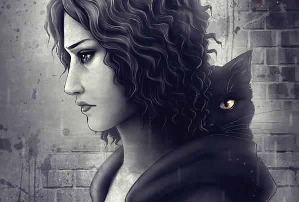 The Cat Lady 🐾 | Balkon Kahve Sigara