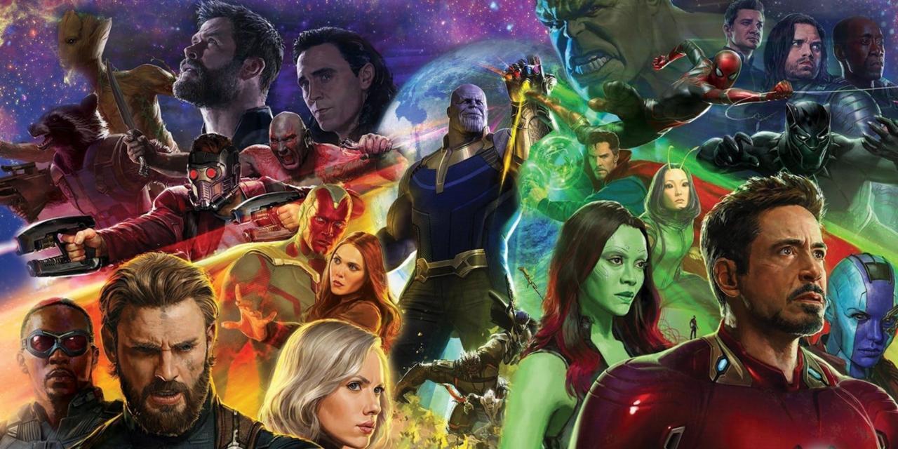 Avengers: Infinity War // İnceleme // Olmaz!
