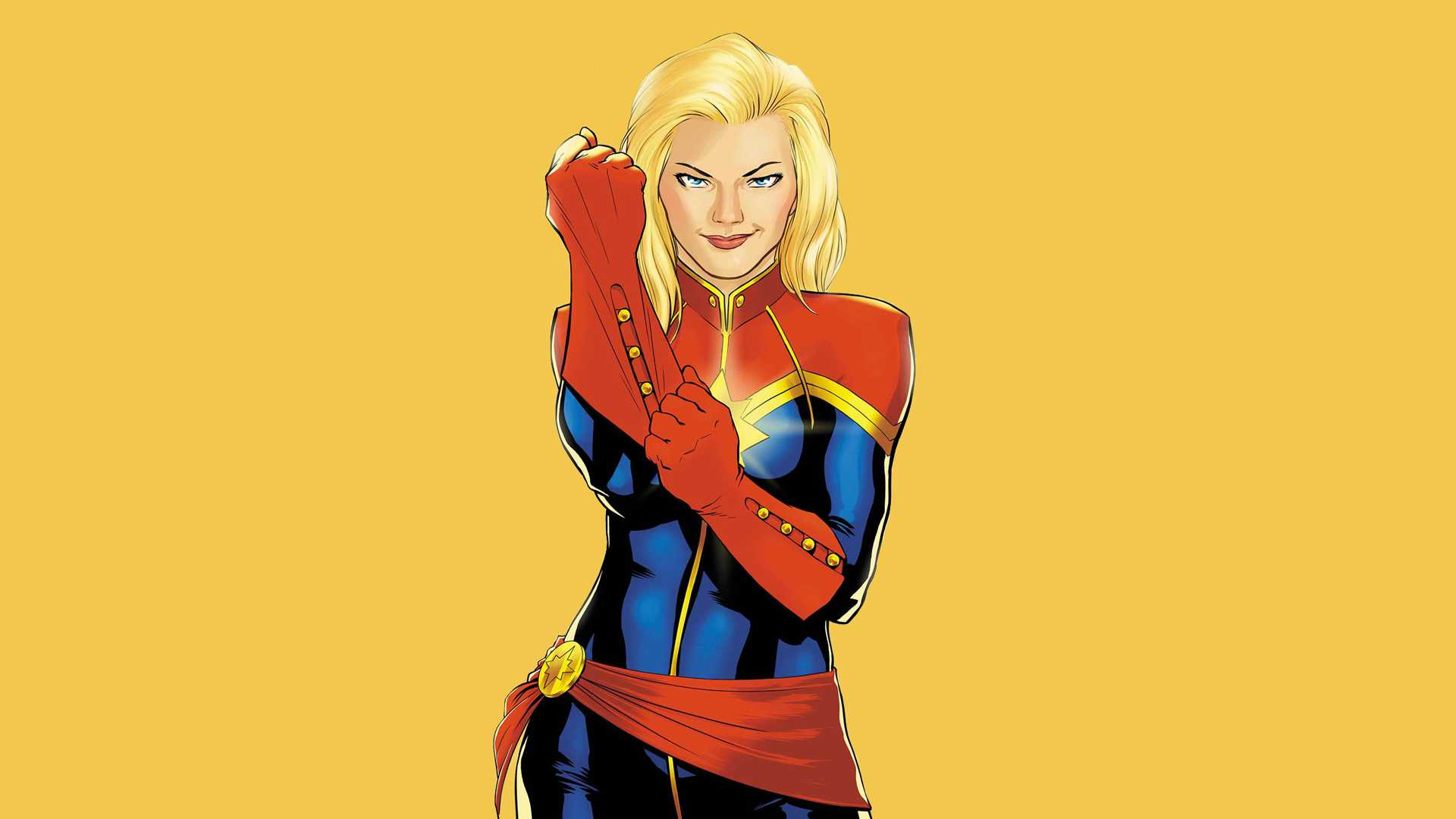 Captain Marvel Kimdir?