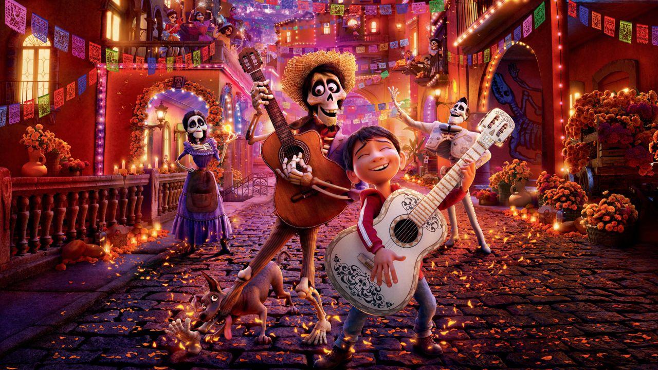 Ölüler, Müzik ve Aile: Coco Film İncelemesi