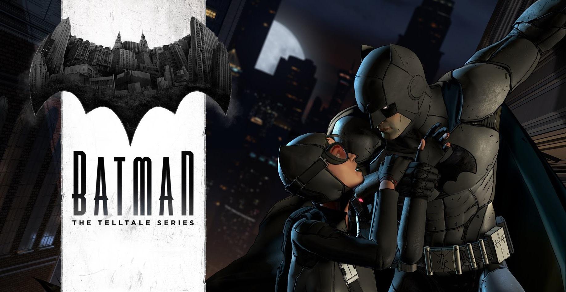 Batman: The Telltale Series // Gecelerin Kuşçuğu // Oyun İncelemesi