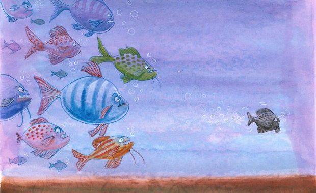 Samed Behrengi – Küçük Kara Balık // Kitap İncelemesi