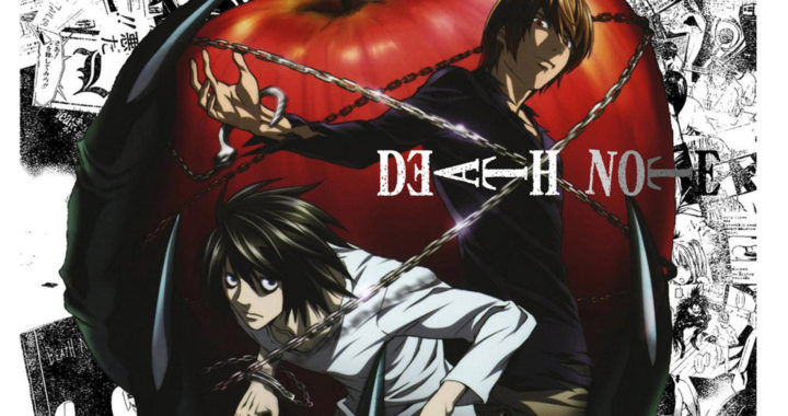 Bir Anime Klasiği // Death Note