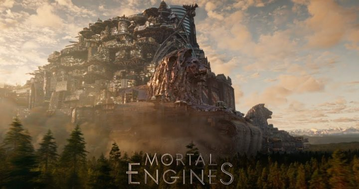 Mortal Engines (Ölümcül Makineler) // Film İncelemesi