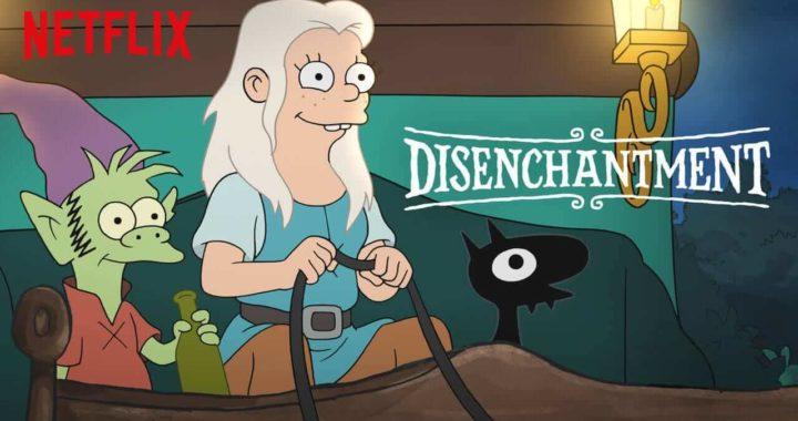 Disenchantment // Animasyon Dizi İncelemesi